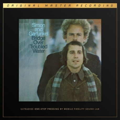 LP Simon And Garfunkel - Bridge Over Troubled Water, BOX SET 2LP HQ180G 45 RPM,Limited Edition, Mobile Fidelity U.S.A. 2018