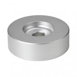 Adapter do singli DYNAVOX ASP2 aluminium | krążek