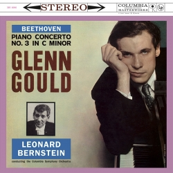 Beethoven: Piano Concerto No 3, Glenn Gould, Leonard Bernstein, Columbia Symphony Orchestra, HQ180G Speakers Corner 2018