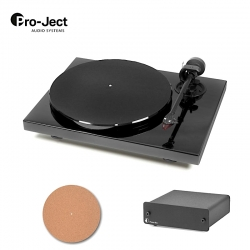 Pro-Ject 1-Xpression Carbon | Ortofon 2M Red + Phono BOX + Mata korkowa