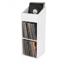 Regał na płyty LP Glorious Record Rack 330 White