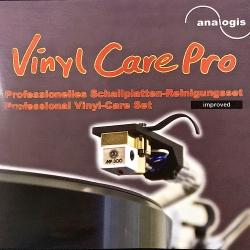 Zestaw do czyszczenia płyt LP - Analogis Vinyl Care Pro Improved 2018