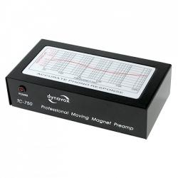 Przedwzmacniacz gramofonowy DYNAVOX Profi TC-750 | Czarny