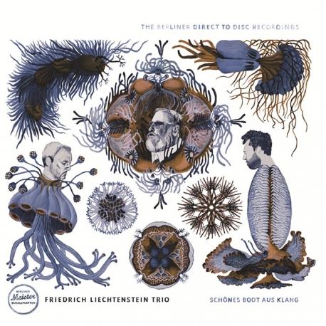 Friedrich Liechtenstein Trio - Schones Boot aus Klang, HQ 180g Berliner Meister 2015