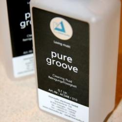 Płyn Pure Groove do mycia płyt analogowych, 100ml