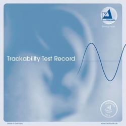 Trackability Test Record