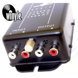 Przedwzmacniacz gramofonowy SPR-6 | Nowa wersja: IMG/Stageline |