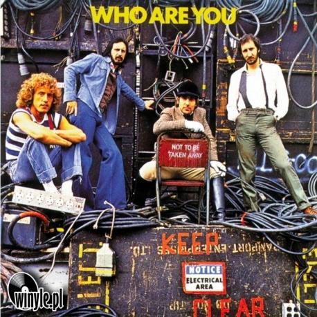Who, The - Who Are You, Reedycja 2009 U.S.A.