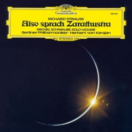 Strauss: Also Sprach Zarathustra - Berliner Philharmoniker, HQ 180g SPEAKERS CORNER