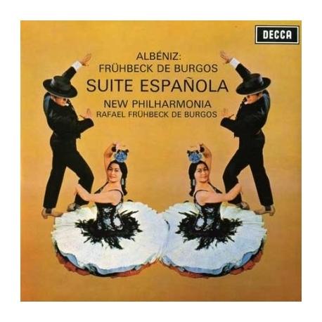 Albéniz: Suite Española - New Philharmonia Orchestra / Frühbeck De Burgos, HQ 180g SPEAKERS CORNER
