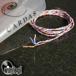 Kabelki do ramienia: CARDAS 33AWG Tonearm Wire