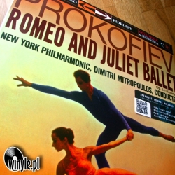 PROKOFIEV - Romeo and Juliet,  New York Philharmonic Orchestra Dimitri Mitropoulos , HQ 180g Speakers Corner | NOWOŚĆ 2014