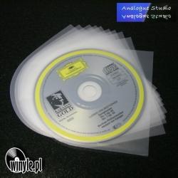 Okładki foliowe CD Analogue Studio | 20 szt.