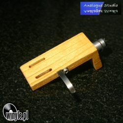 Headshell Analogue Studio Cherry Wood