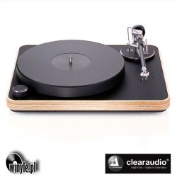 Gramofon CLEARAUDIO CONCEPT MM WOOD