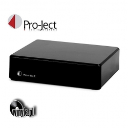 Pro-Ject Phono BOX E Box black
