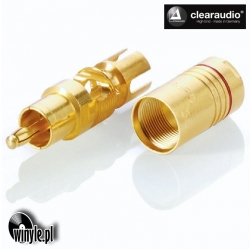 Wtyk RCA - CLEARAUDIO MPC -CINCH