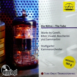The Tube - Die Röhre, HQ 180g TACET | Tube Analogue Recording AAA