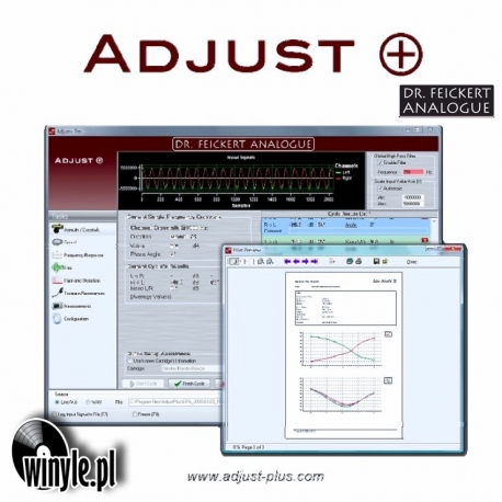 Program Dr. Feickert  Adjust+