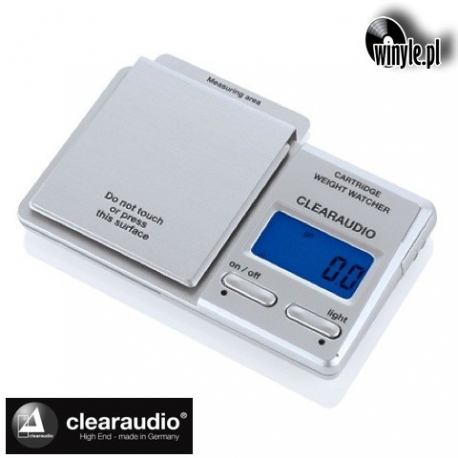 Waga cyfrowa CLEARAUDIO Weight Watcher