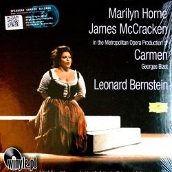 BIZET: Horne, McCracken, Bernstein Metropolitan Opera Orchestra, 3LP HQ 180G SPEAKERS CORNER