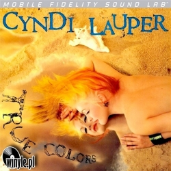 Cyndi Lauper ‎– True Colors, Mobile Fidelity LP HQ160G U.S.A. 2015