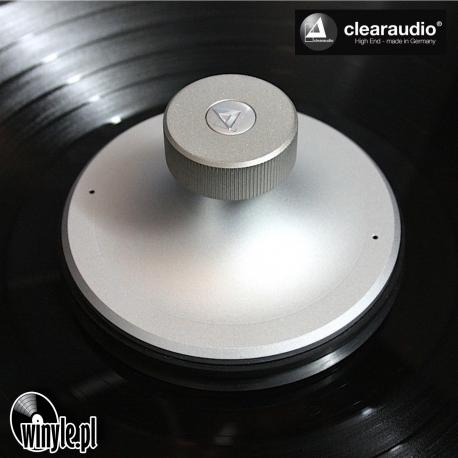 Docisk CLEARAUDIO Seal record clamp