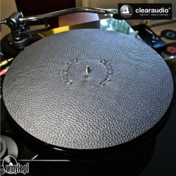 Mata CLEARAUDIO Leather Mat - skórzana