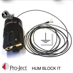 Kabel masowy - uziemienie Pro-Ject HUM BLOCK IT