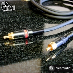 Interkonekt CLEARAUDIO Smart wire | 1m