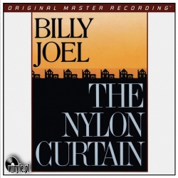 Billy Joel - The Nylon Curtain, 2LP 45RPM HQ180G Mobile Fidelity U.S.A. 2014