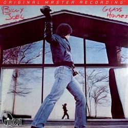 Billy Joel - Glass Houses, Mobile Fidelity 2LP 45RPM HQ180G U.S.A. 2013