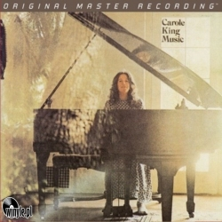 Carole King - Music, Mobile Fidelity LP HQ180G U.S.A. 2011