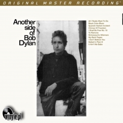 Bob Dylan - Another Side Of Bob Dylan, Mobile Fidelity 2LP 45RPM HQ180G U.S.A. 2012