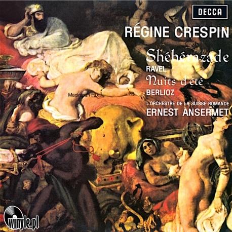 Ravel: Shéhérazade / Berlioz: Nuits D'Eté - Régine Crespin, HQ 180g SPEAKERS CORNER