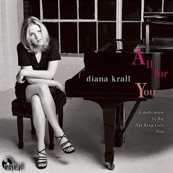 Diana Krall - All For You, 2LP 45RPM HQ180G ORG 2016 U.S.A.