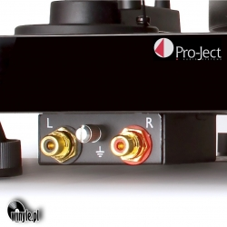 Gniazda RCA Pro-Ject | Puszka z uziemieniem L