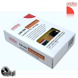 Kabelki do wkładki, Ortofon LW-6N