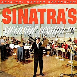 Frank Sinatra - Sinatra's Swingin' Session !!!, Mobile Fidelity LP HQ180G U.S.A. 2012