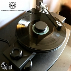 Gramofon Nottingham Analogue HORIZON | Ramię INTERSPACE 10""