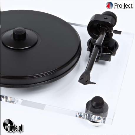 Pro-Ject 2Xperience DC Acryl | Ortofon 2M Silver