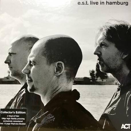 E.S.T. - Live In Hamburg, 4 LP HQ180g, ACT 2013