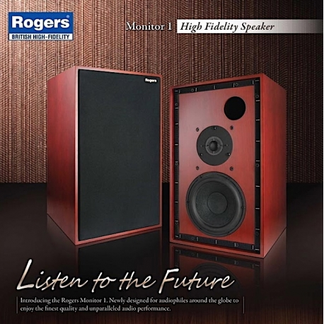 Rogers Monitor 1 | 65th Anniversary Edition