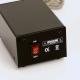 Przedwzmacniacz gramofonowy DYNAVOX TPR-2, lampowy | Czarny