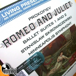 PROKOFIEV - Romeo and Juliet,  Minneapolis Symphony Orchestra Stanislaw Skrowaczewski, HQ 180g Speakers Corner 2004