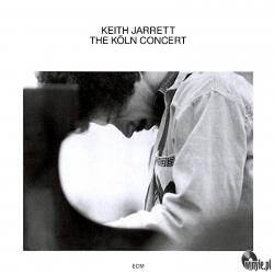 Keith Jarrett - The Köln Concert, 2LP,  ECM Records Reedycja 2010