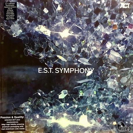 E.S.T. SYMPHONY - The Royal Stockholm Philharmonic Orchestra, 2LP HQ180g, ACT 2016