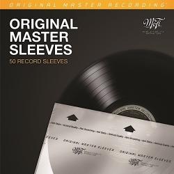"Okładki antystatyczne 12"" Mobile Fidelity Master Sleeves"
