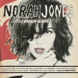 Norah Jones - ...Little Broken Hearts, 2LP HQ200G, Analogue Productions U.S.A. 2012