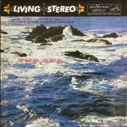 Debussy, Ibert - The Sea - Boston Symphony Orchestra - Charles Munch, HQ 200G LIVING STEREO 2014